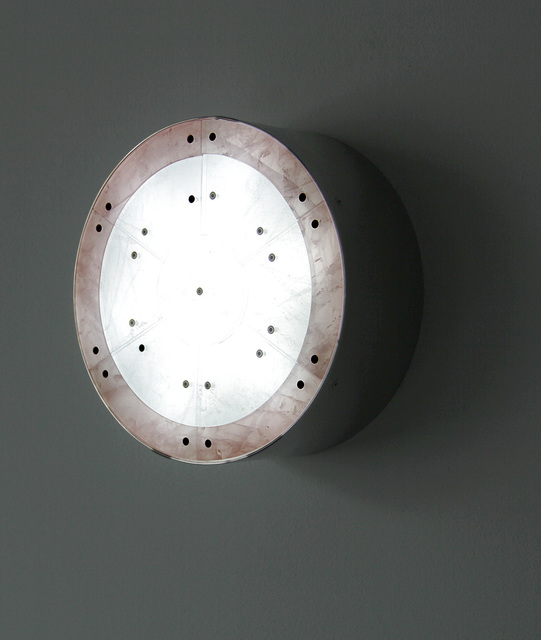 , 'Target sconce,' 2013, Paul Kasmin Gallery