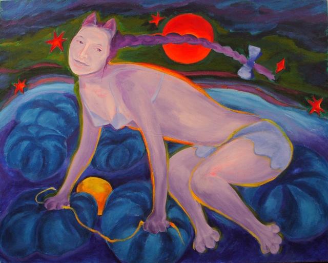 , 'Gattina, meine Astronaution,' 1987, Lukas Feichtner Gallery