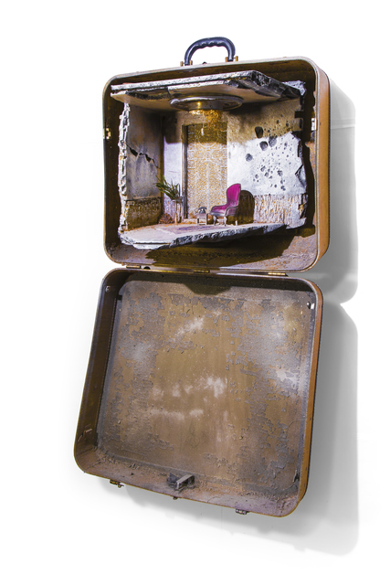 , 'Baggage No. 2,' , Lanoue Gallery