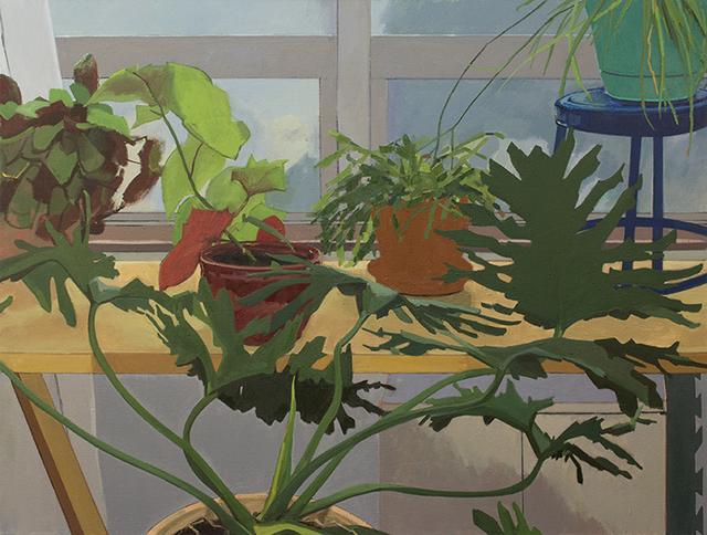 Christina Vogel, 'Escape (Studio Plant) ', 2019, David Lusk Gallery
