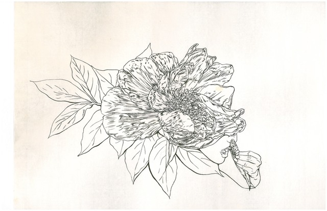 Tabaimo, 'Hunger Flower', 2015, Japan Society Benefit Auction