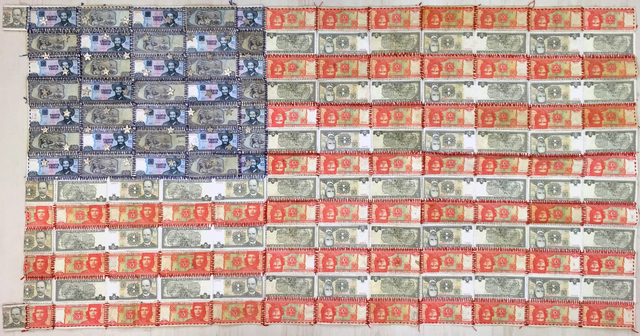, 'Old Revolutionary Glory Financial Art Project II,' 2013, Baró Galeria