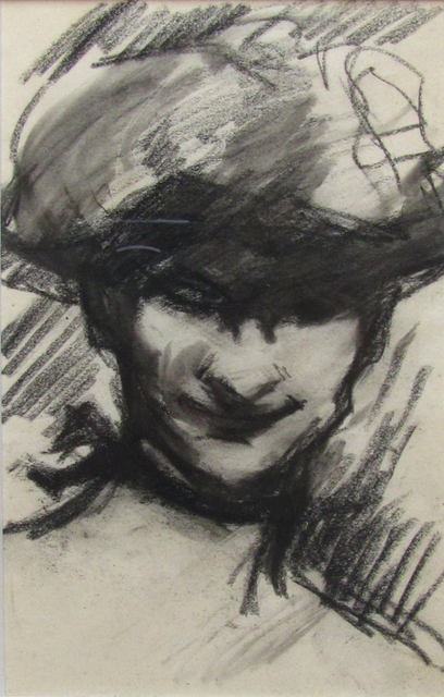 , 'La Parisienne,,' ca. 1910, The Scottish Gallery