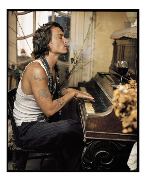 , 'Johnny Depp, Madame Simon Residence, France,' 2003, Beetles + Huxley