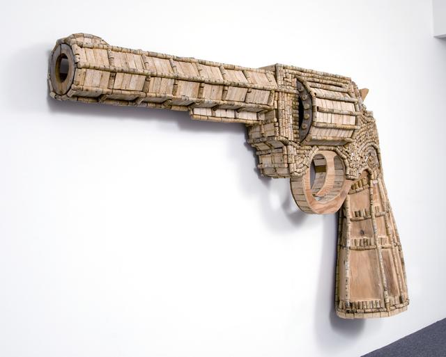 , 'Six Shooter,' 2014, Clark Gallery