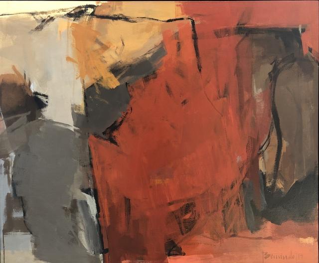 Benvindo de Carvalho, 'Refúgio', 2019, Galeria de São Mamede