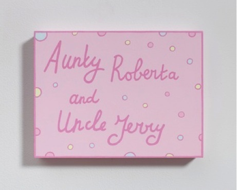 , 'Aunty Roberta and Uncle Jerry,' 2014, LMAKgallery