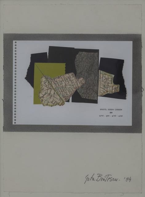 , 'Maps,' 1994, Ivan Gallery
