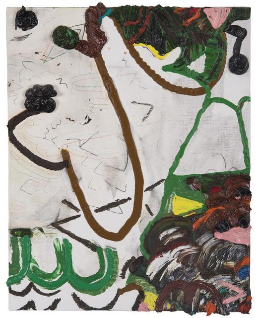 , 'Joker,' 2016, Richard Levy Gallery
