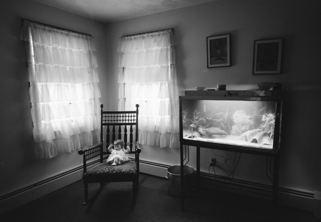 , 'Sister's Living Room, New Bedford, MA,' 1972, Scott Nichols Gallery