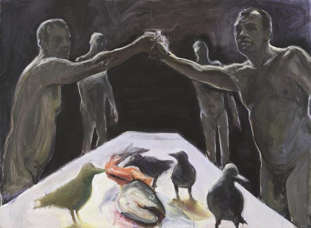 , 'Smells Like Old Men's Spirit,' 2015, Temnikova & Kasela