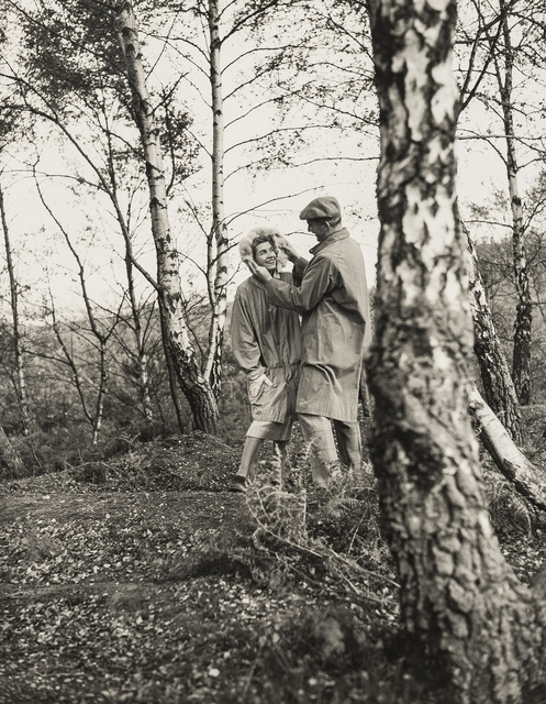 Norman Parkinson, 'Couples in the Woods: Three Advertising Portraits', 1950s, Forum Auctions