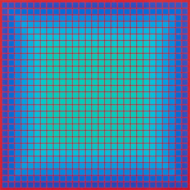 , 'Conferring Blue,' 1978, WOLFS