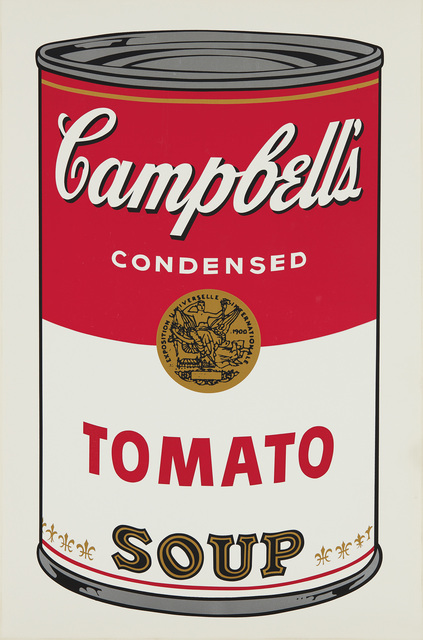 Andy Warhol, 'Tomato, from Campbell's Soup I', 1968, Phillips
