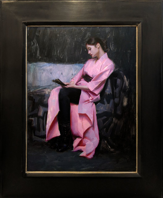 , 'Daydreaming in Pink,' 2018, ARCADIA CONTEMPORARY