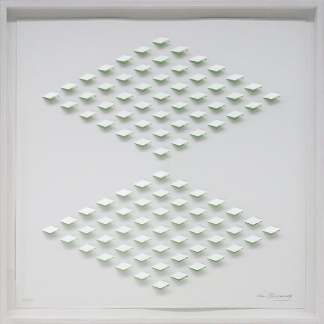 , 'S/T 2 - Verde,' 2013, Polígrafa Obra Gráfica