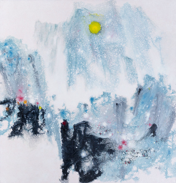 , 'Painting 7212,' 1972, Galerie du Monde