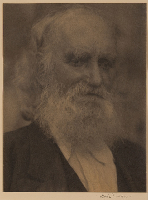 Doris Ulmann, '[Brother William Anderson, Shaker Settlement, Mount Lebanon, New York', 1926 or 1927, Doyle