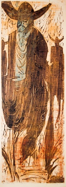 Jim Steg, 'The Chano Rider', 1958, Amanda Winstead Fine Art