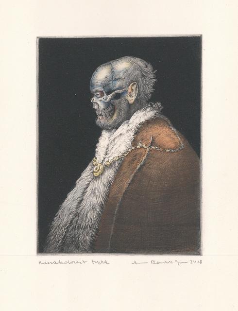 , 'Rembrandt`s father VII,' 2018, Kunstverket Galleri