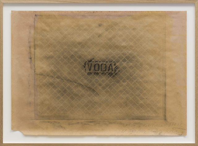 , 'Water,' 1994, Galerija Gregor Podnar