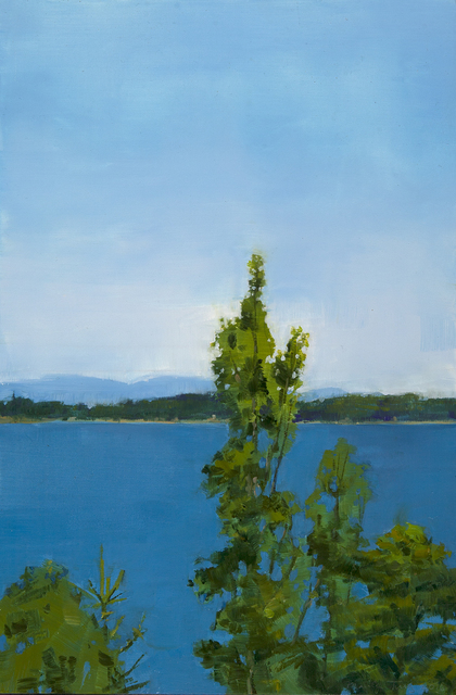 , 'Blue Bay,' , Dowling Walsh