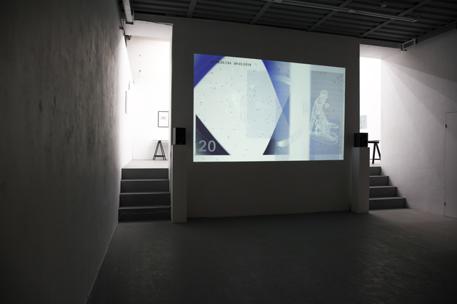 , 'This certifies that,' 2016, Osnova Gallery