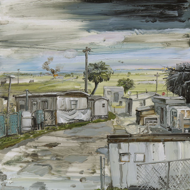 , 'Approaching Storm,' 2015, Arthur Roger Gallery