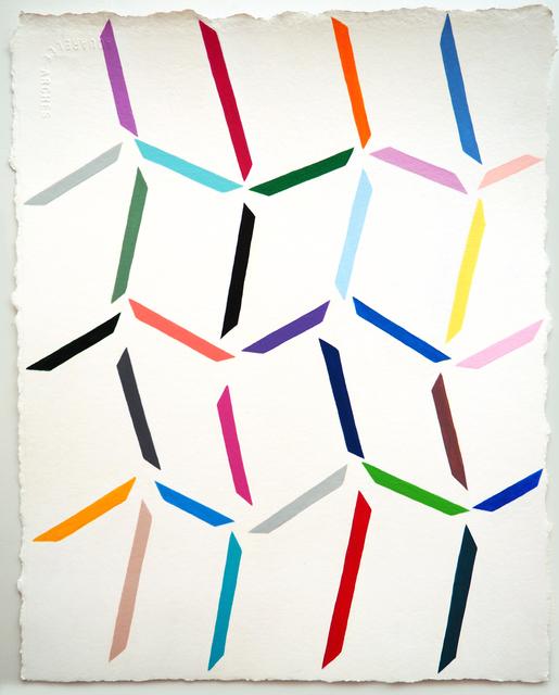 , 'Hi Hat,' 2015, Galleri Urbane
