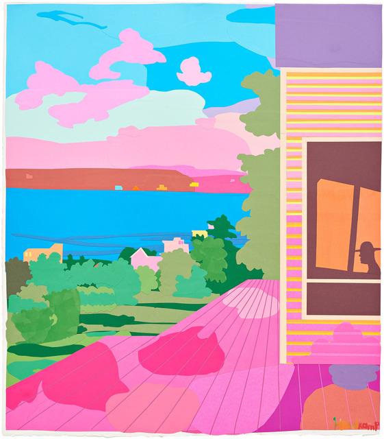 , 'Dawn Watcher,' 2017, Pace Prints