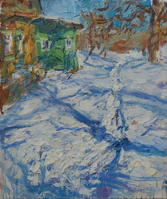 Ulrich Gleiter, 'Midday Sun', 2018, Gallery 1261