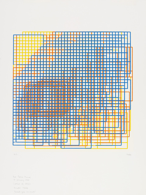 , 'Walk-Through-Raster Vancouver Version,' 1972, Whitechapel Gallery