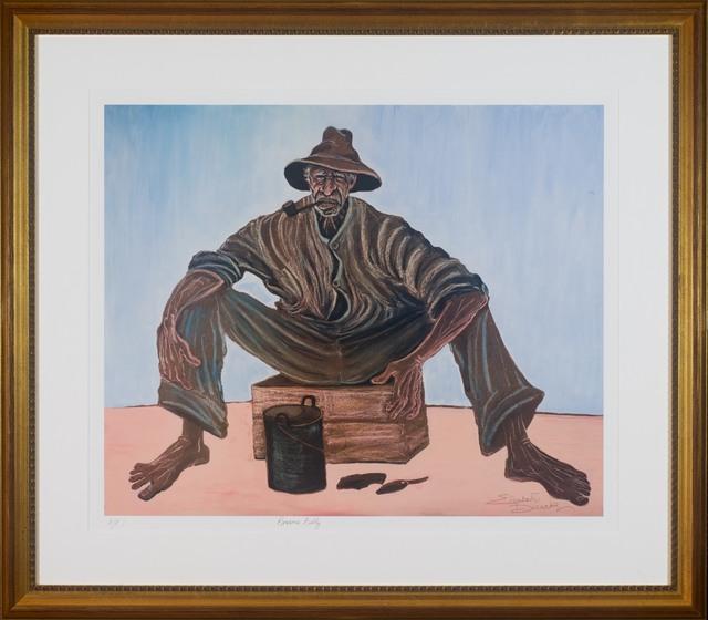 Elizabeth Durack, 'Broome Billy ', 1935-2000, Wentworth Galleries