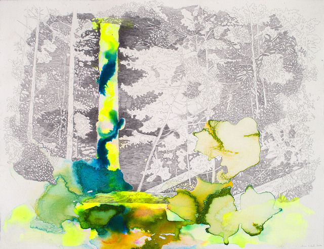, 'Maleza 03,' 2015, Y Gallery