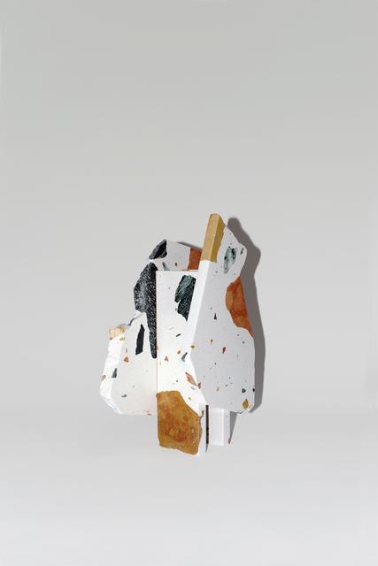 Max Lamb, 'Marmoreal Scrap Scrap Vase No. 1', 2014, Cultured Magazine