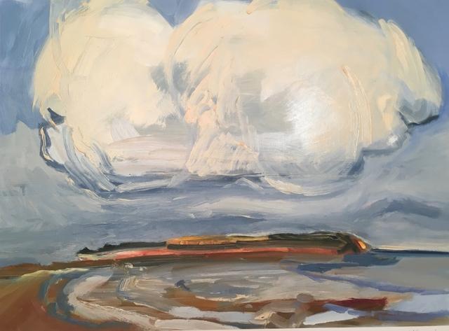 , 'Ephram Island Storm,' 2017, Studio 21 Fine Art