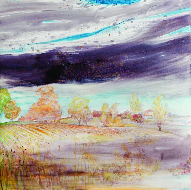 , 'Seasons IV Fall,' 2011-2013, Walter Wickiser Gallery