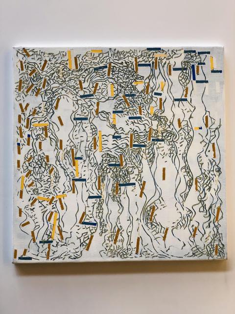 , 'Mental Field ,' 2018, Ruiz-Healy Art