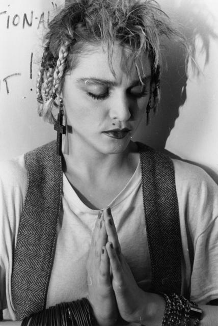 Eric Kroll, 'Madonna at Dancetaria', ca. 1980, Etherton Gallery