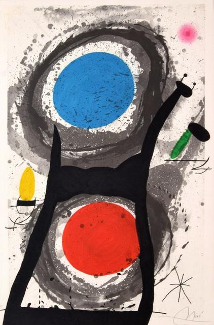, 'L'Adorateur du Soleil,' 1969, New River Fine Art