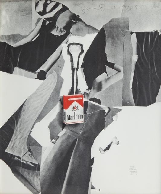 Jim Dine, 'Awl', 1965, Print, Silkscreen, Aste Boetto