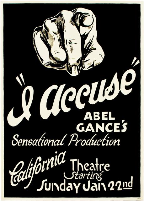 , 'L'Accuse,' 2014, Barbara Thumm