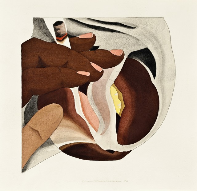 , 'From Smoker # 24,' 1976, Galerie Thomas