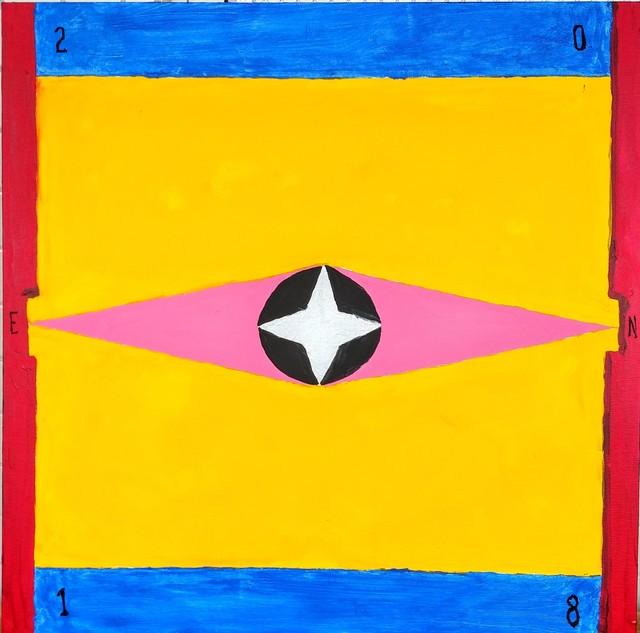 Emmanuel Nassar, 'Estrela amarela', 2018, Galeria Millan