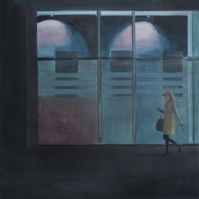 , 'City Night 2,' 2018, Jill George Gallery