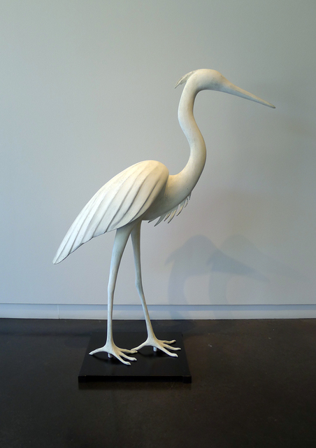 , 'Medium Heron 2/6,' , Gail Severn Gallery