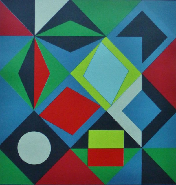 Victor Vasarely, 'Sikra-MC', 1968, Gregg Shienbaum Fine Art