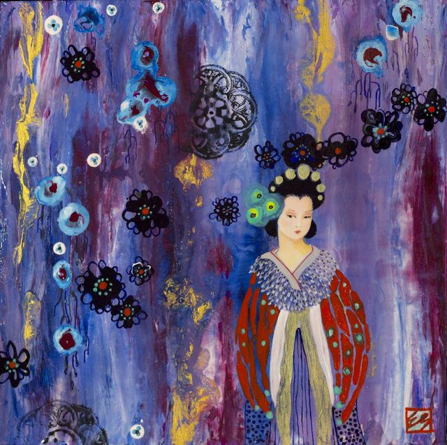 , 'Garden Empress,' 2017, Basic Space Gallery