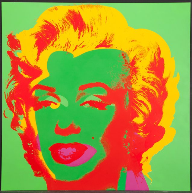 Andy Warhol, 'Marilyn Monroe (Marilyn)', 1967, Print, Screenprint in colors, Heritage Auctions