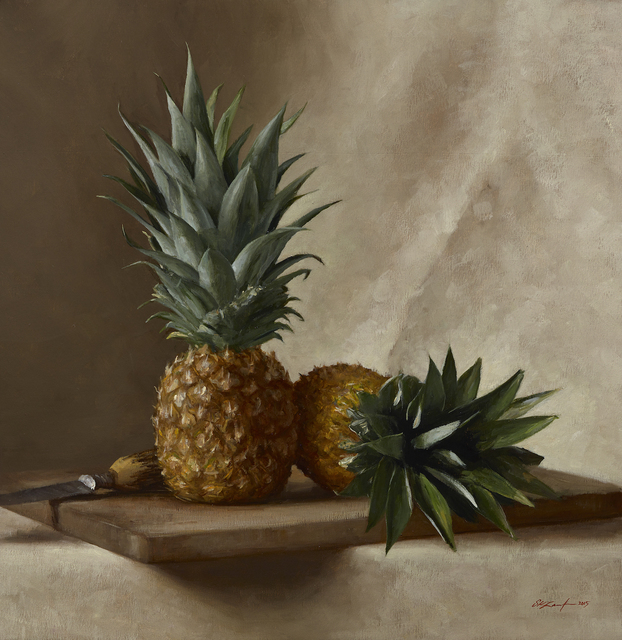, 'Pineapples,' 2015, Grenning Gallery